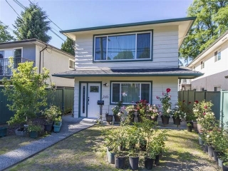 Main Photo: 2151 FRASER Avenue in Port Coquitlam: Glenwood PQ House for sale : MLS(r) # R2178541
