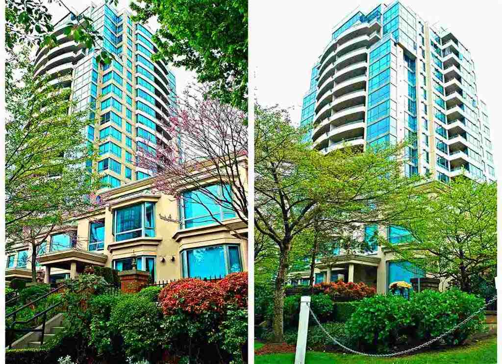 Main Photo: 1005 6622 SOUTHOAKS Crescent in Burnaby: Highgate Condo for sale (Burnaby South)  : MLS(r) # R2182055