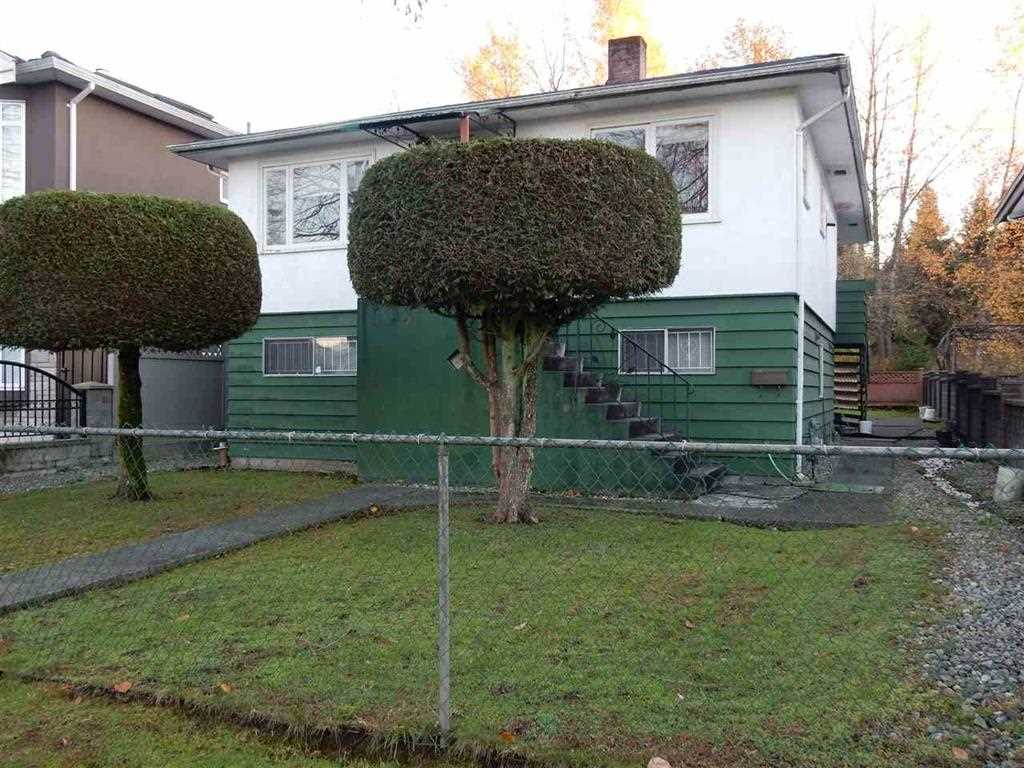 Main Photo: 2564 E 25TH Avenue in Vancouver: Renfrew Heights House for sale (Vancouver East)  : MLS® # R2183248