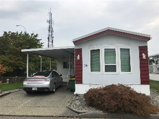 "Main Photo: 24 8670 156 Street in Surrey: Fleetwood Tynehead Manufactured Home for sale in ""Westwood Estates"" : MLS® # R2206531"