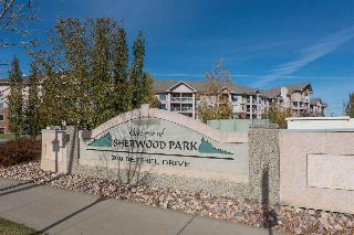 Main Photo: 108 200 BETHEL Drive: Sherwood Park Condo for sale : MLS® # E4084504