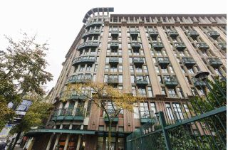 "Main Photo: 216 22 E CORDOVA Street in Vancouver: Downtown VE Condo for sale in ""Van Horne"" (Vancouver East)  : MLS® # R2218886"