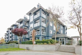 "Main Photo: 118 12931 RAILWAY Avenue in Richmond: Steveston South Condo for sale in ""BRITANNIA"" : MLS® # R2219622"