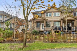 "Main Photo: 14 18819 71 Avenue in Surrey: Clayton Townhouse for sale in ""JOI"" (Cloverdale)  : MLS® # R2222714"