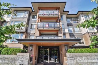 Main Photo: 307 1150 KENSAL Place in Coquitlam: New Horizons Condo for sale : MLS® # R2226865