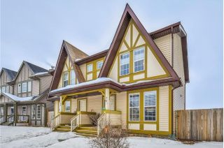 Main Photo: 76 ELGIN MEADOWS View SE in Calgary: McKenzie Towne House for sale : MLS® # C4162797