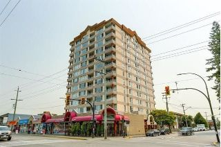 "Main Photo: 802 11980 222ND Street in Maple Ridge: West Central Condo for sale in ""Gordon Towers"" : MLS® # R2243111"