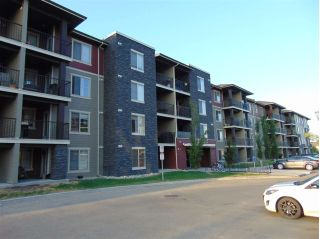 Main Photo: 107 12025 22 Avenue in Edmonton: Zone 55 Condo for sale : MLS®# E4114863