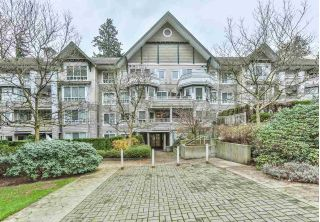 Main Photo: 215 7383 GRIFFITHS Drive in Burnaby: Highgate Condo for sale (Burnaby South)  : MLS®# R2288853