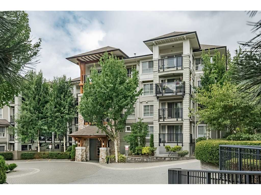 "Main Photo: 408 2958 SILVER SPRINGS BLV Boulevard in Coquitlam: Westwood Plateau Condo for sale in ""TAMARISK"" : MLS®# R2294481"