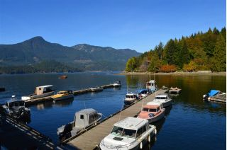 Main Photo: LOT 66 WEST BAY Road: Gambier Island Home for sale (Sunshine Coast)  : MLS®# R2313909