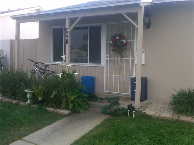 Photo 2: CLAIREMONT Property for sale: 3459-61 Luna in San Diego
