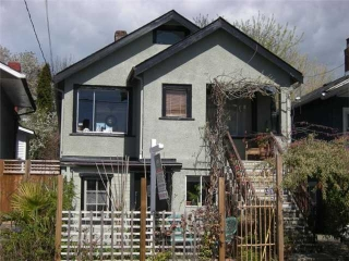 "Main Photo: 1741 E 5TH Avenue in Vancouver: Grandview VE House for sale in ""THE DRIVE"" (Vancouver East)  : MLS® # V886215"