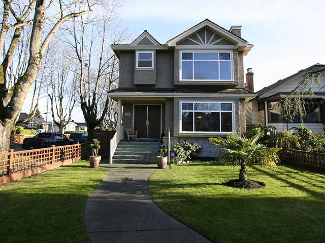 Main Photo: 2918 WATERLOO Street in Vancouver: Kitsilano House for sale (Vancouver West)  : MLS®# V924178