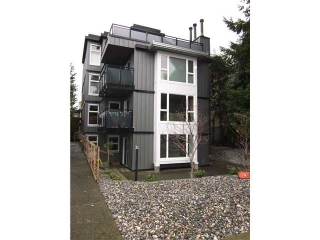 Main Photo: 1 1035 W 11TH Avenue in Vancouver: Fairview VW Condo for sale (Vancouver West)  : MLS®# V934070