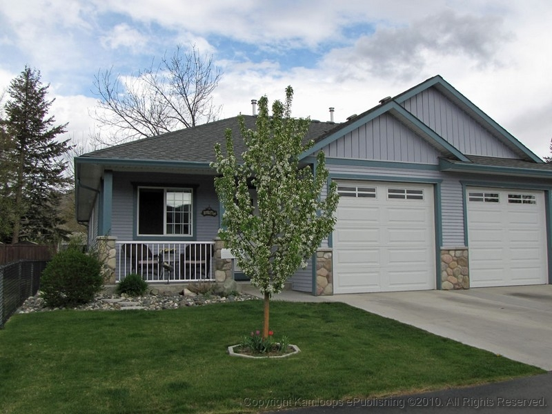 "Main Photo: 1836 Greenfield Ave in Kamloops,BC: Condo for sale in ""Greenstine Estates"" : MLS® # 109080"