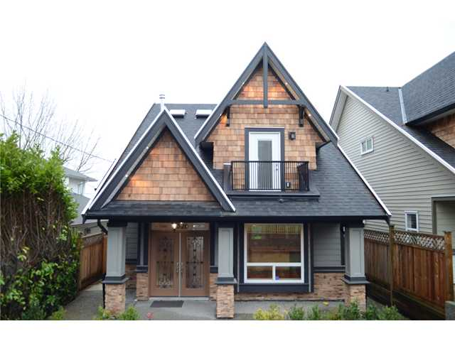 Main Photo: 1026 WALLS Avenue in Coquitlam: Maillardville House for sale : MLS® # V1040894