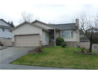 Main Photo: 2861 CROSSLEY Drive in Abbotsford: Abbotsford West House for sale : MLS(r) # F1405805
