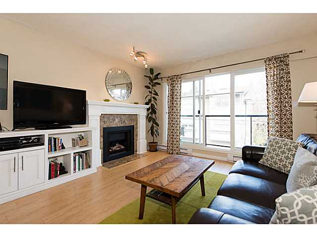 "Photo 6: 306 833 W 16TH Avenue in Vancouver: Fairview VW Condo for sale in ""The Emerald"" (Vancouver West)  : MLS® # V1063181"