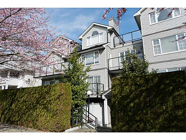 "Photo 18: 306 833 W 16TH Avenue in Vancouver: Fairview VW Condo for sale in ""The Emerald"" (Vancouver West)  : MLS® # V1063181"