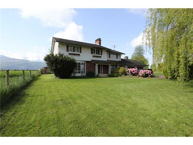 Main Photo: 48878 CHILLIWACK CENTRAL Road in Chilliwack: East Chilliwack House for sale : MLS®# H1401931