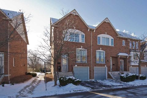 Main Photo: 11 1591 South Parade Court in Mississauga: East Credit Condo for sale : MLS®# W3071204