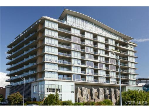 Main Photo: 605 160 Wilson Street in VICTORIA: VW Victoria West Condo Apartment for sale (Victoria West)  : MLS® # 345906