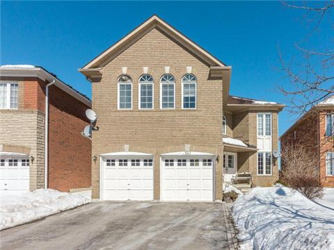 Main Photo: 141 Sunny Meadow Boulevard in Brampton: Sandringham-Wellington House (2-Storey) for sale : MLS® # W3134040