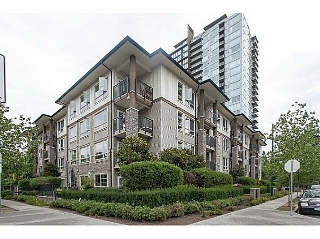 "Main Photo: 211 701 KLAHANIE Drive in Port Moody: Port Moody Centre Condo for sale in ""THE LODGE AT NAHANNI"" : MLS® # V1138856"