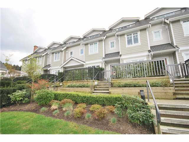 "Main Photo: 15 7198 BARNET Road in Burnaby: Westridge BN Townhouse for sale in ""WESTRIDGE LIVINGS"" (Burnaby North)  : MLS®# V1140967"