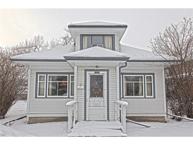 Main Photo: 1211 8 Avenue SE in Calgary: Inglewood House for sale : MLS® # C4043183