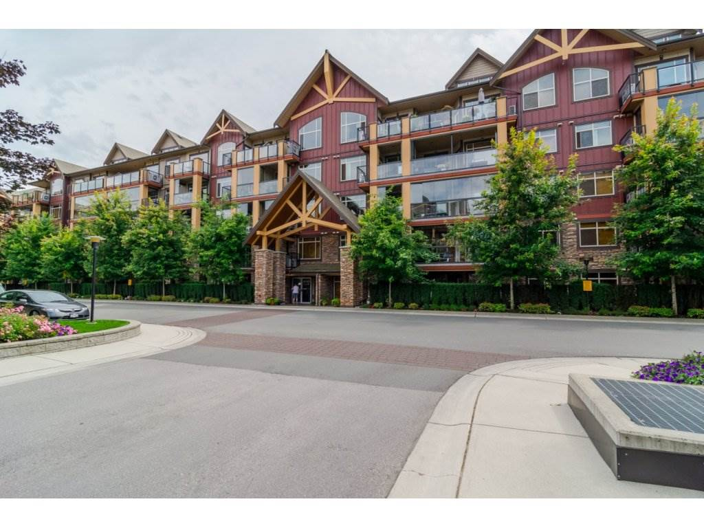 "Main Photo: 232 8288 207A Street in Langley: Willoughby Heights Condo for sale in ""Yorkson Creek"" : MLS®# R2092253"