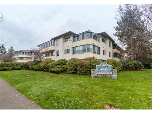 Main Photo: 204 3900 Shelbourne Street in VICTORIA: SE Cedar Hill Condo Apartment for sale (Saanich East)  : MLS(r) # 372398
