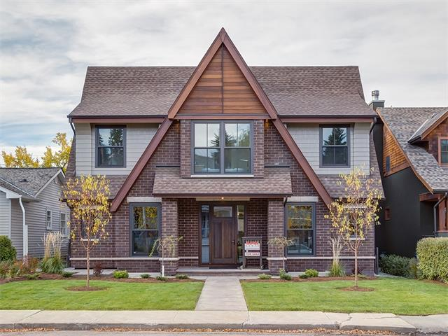 Main Photo: 1130 LANSDOWNE Avenue SW in Calgary: Elbow Park House for sale : MLS® # C4090895