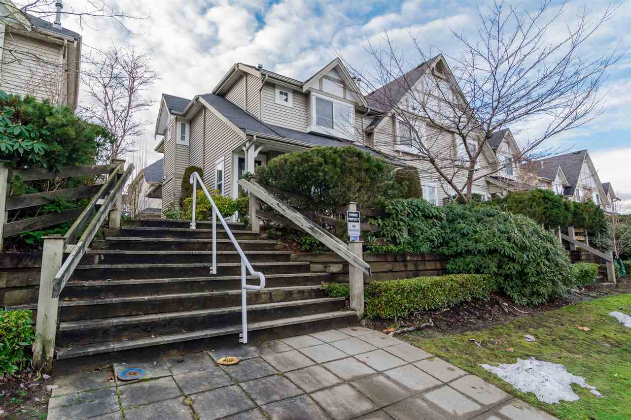 "Main Photo: 52 15488 101A Avenue in Surrey: Guildford Townhouse for sale in ""Cobblefield Lane"" (North Surrey)  : MLS®# R2132482"