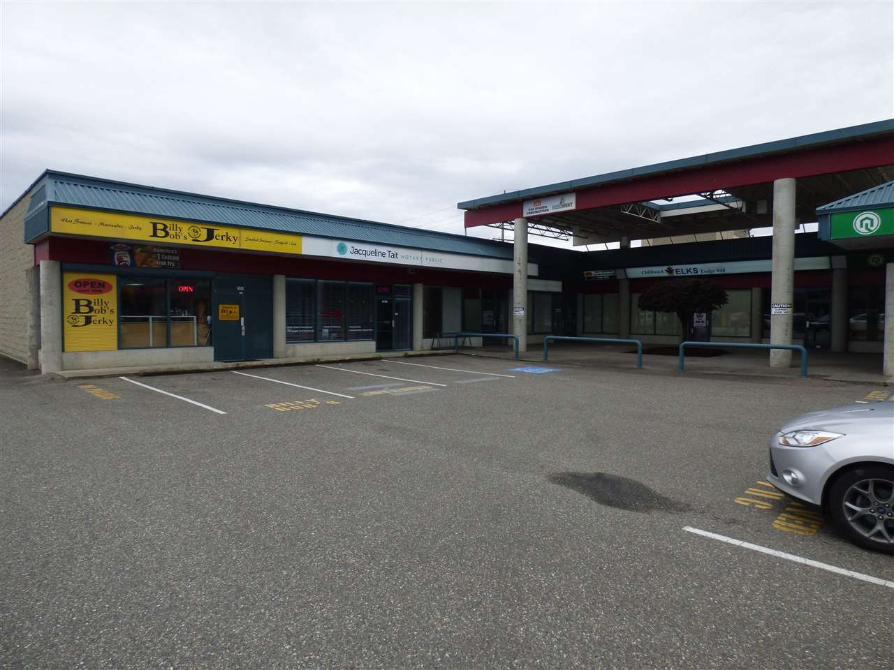 Main Photo: 103 A 8645 YOUNG Road in Chilliwack: Chilliwack W Young-Well Industrial for lease : MLS(r) # C8010936