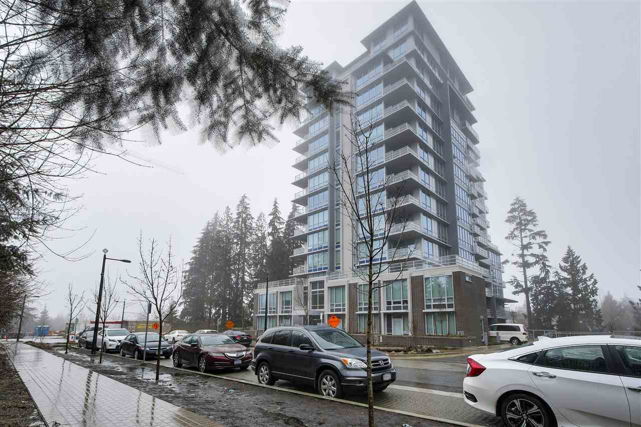 "Main Photo: 308 9060 UNIVERSITY Crescent in Burnaby: Simon Fraser Univer. Condo for sale in ""Altitude"" (Burnaby North)  : MLS® # R2151791"