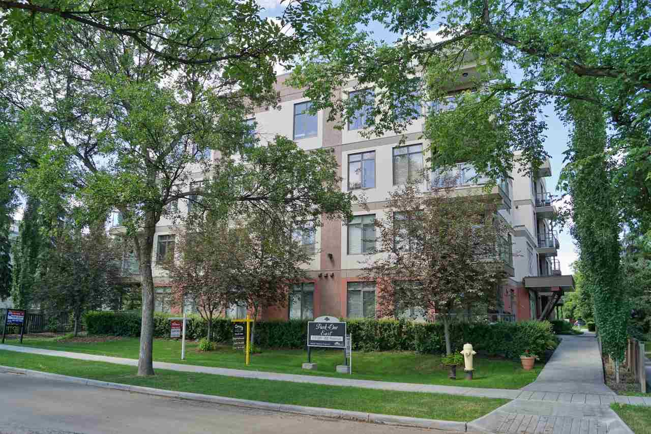 Main Photo: 101 11120 68 Avenue in Edmonton: Zone 15 Condo for sale : MLS(r) # E4061476