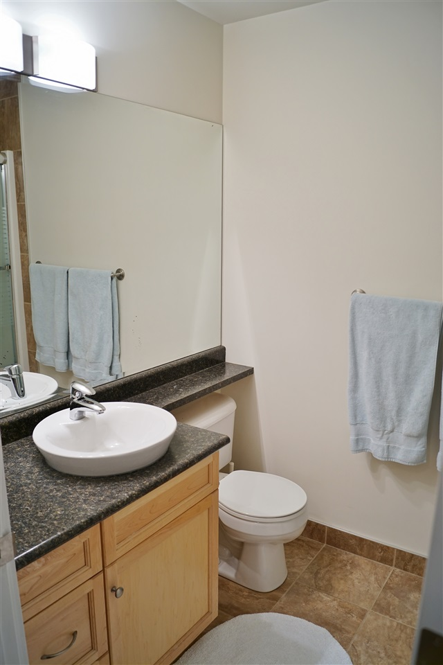 16) 2nd full 4 piece washroom to service 2nd bedroom and guests