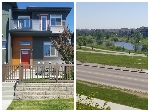 Main Photo: 47 7503 GETTY Gate in Edmonton: Zone 58 Townhouse for sale : MLS(r) # E4067399