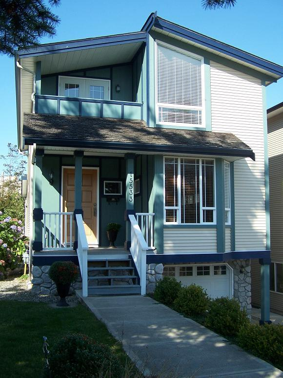 Main Photo: 15533 Thrift Avenue in White Rock: Home for sale : MLS® # F2826999
