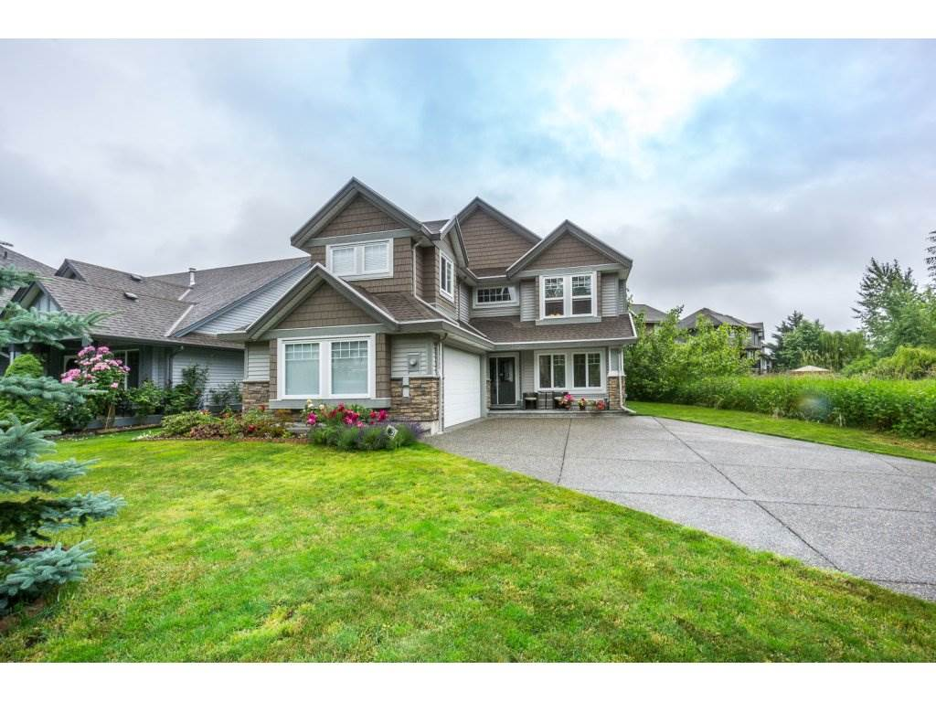 "Main Photo: 3350 272B Street in Langley: Aldergrove Langley House for sale in ""ALDERGROVE"" : MLS® # R2178936"