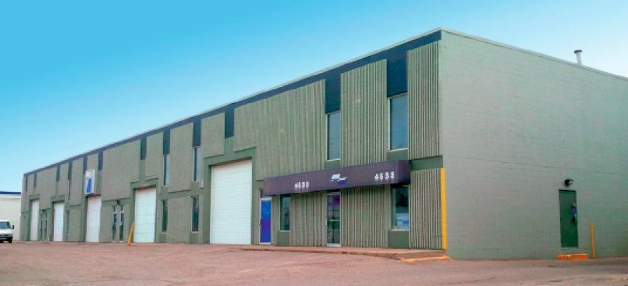 Main Photo: 4633 92 Avenue in Edmonton: Zone 19 Industrial for lease : MLS® # E4073190