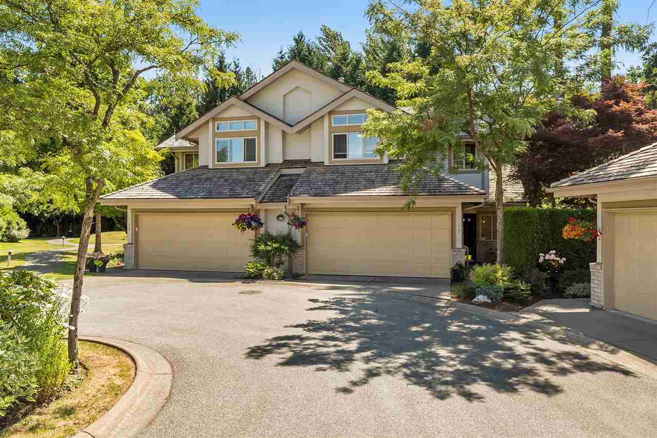 "Main Photo: 23 3387 KING GEORGE Boulevard in Surrey: King George Corridor Townhouse for sale in ""Silver Pond"" (South Surrey White Rock)  : MLS(r) # R2187620"