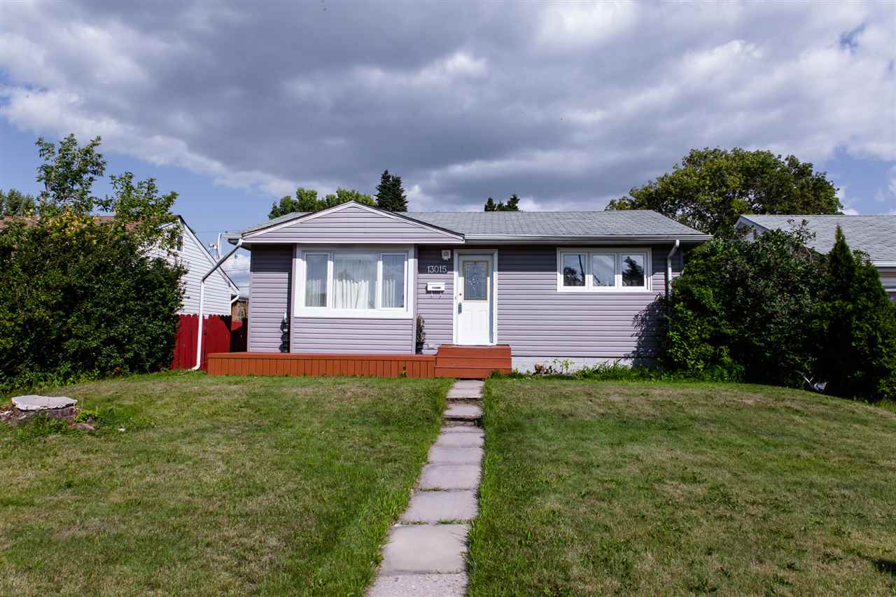 Main Photo: 13015 133 Street in Edmonton: Zone 01 House for sale : MLS® # E4077501
