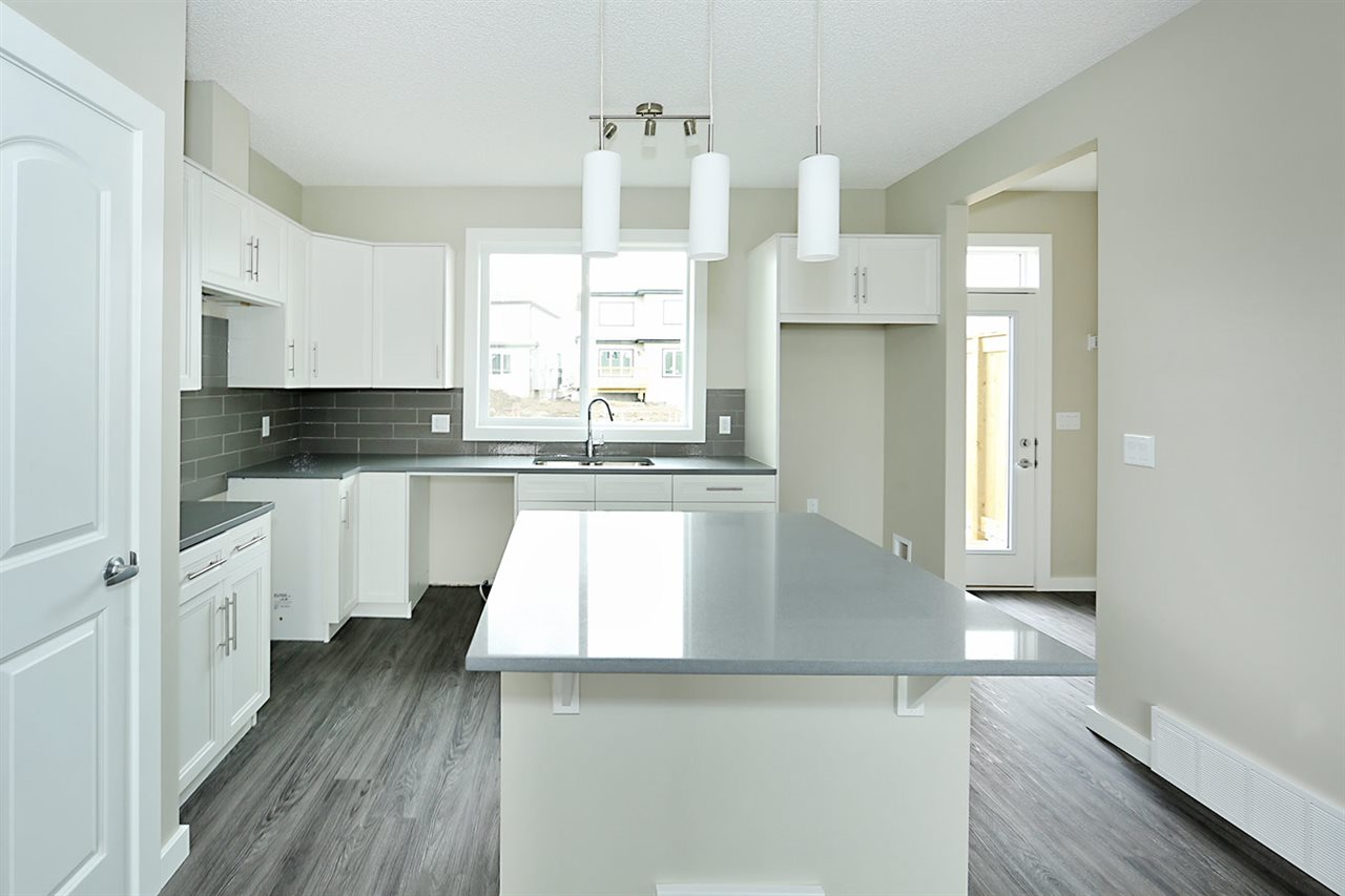 Main Photo:  in Edmonton: Zone 56 Attached Home for sale : MLS® # E4083059
