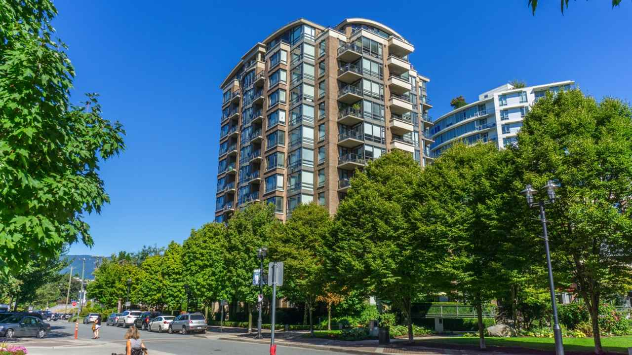 "Photo 1: Photos: 1202 170 W 1ST Street in North Vancouver: Lower Lonsdale Condo for sale in ""ONE PARK LANE"" : MLS® # R2228701"