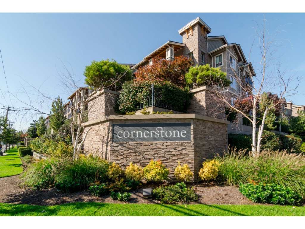 "Main Photo: 324 21009 56TH Avenue in Langley: Salmon River Condo for sale in ""CORNERSTONE"" : MLS®# R2231110"