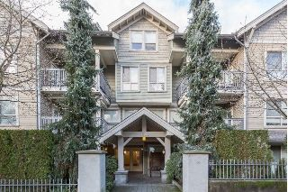 "Main Photo: 105 3895 SANDELL Street in Burnaby: Central Park BS Condo for sale in ""CLARKE HOUSE"" (Burnaby South)  : MLS® # R2233846"