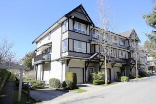 "Main Photo: 105 6747 203 Street in Langley: Willoughby Heights Townhouse for sale in ""Sagebrook"" : MLS® # R2248266"